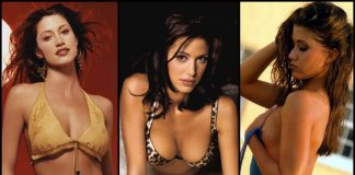 49 Sexy Shannon Elizabeth Boobs Pictures Prove That She Is As Sexy As Can Be
