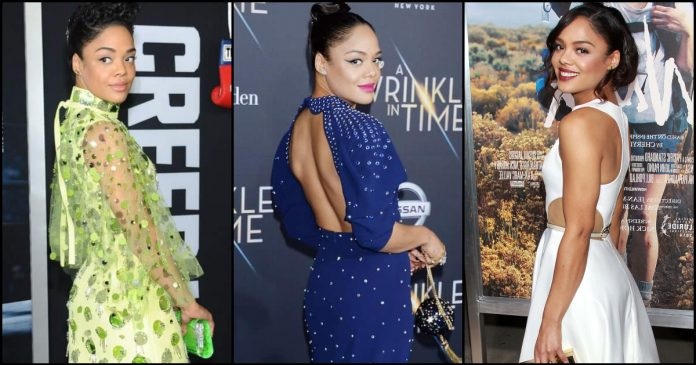 49 Sexy Tessa Thompson Boobs Pictures That Are A Sight For Sore Eyes