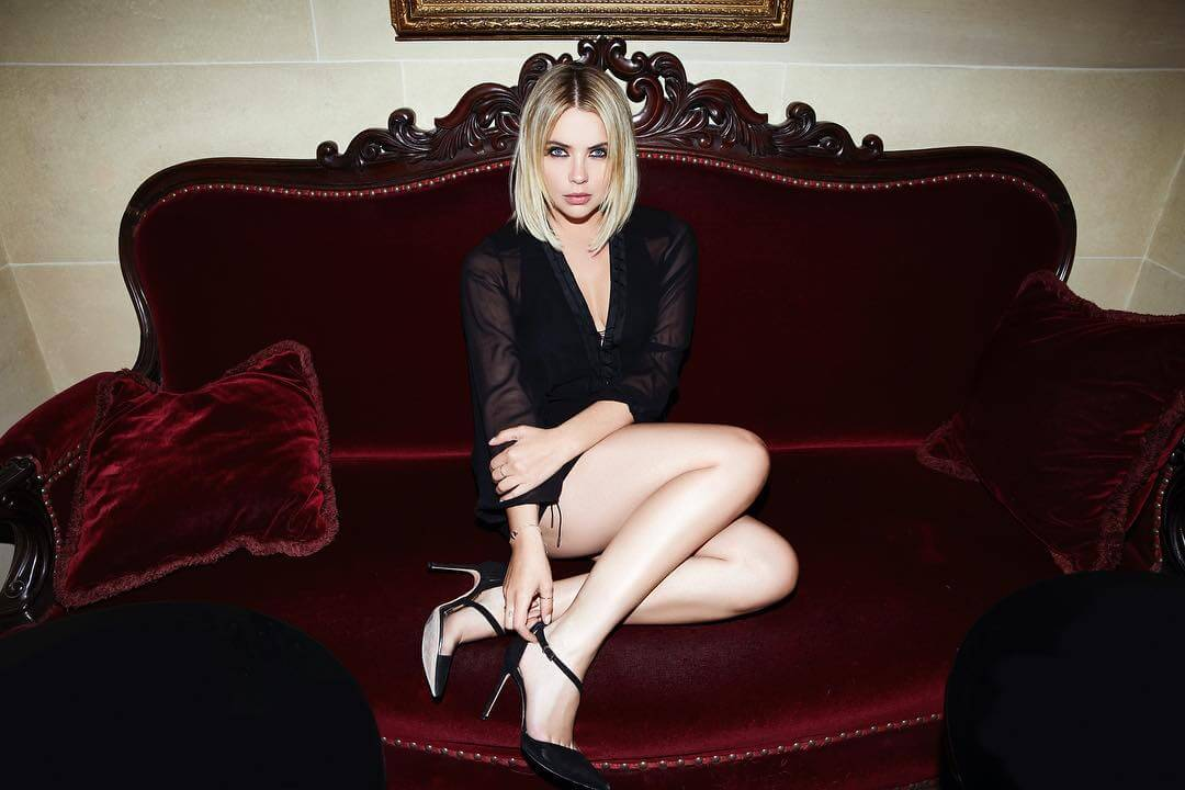 Ashley Benson sexy pictures (2)