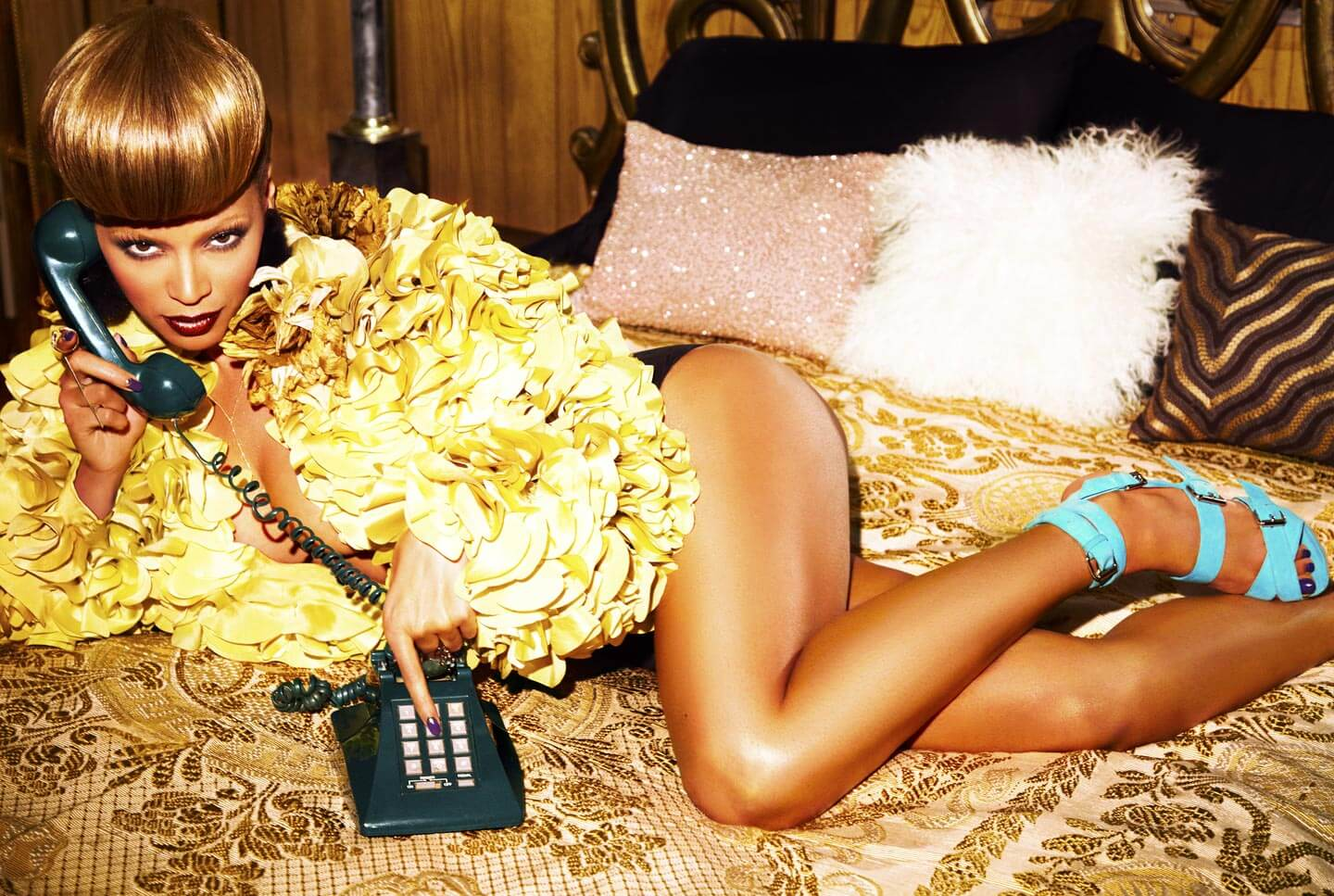 Beyonce hot thighs