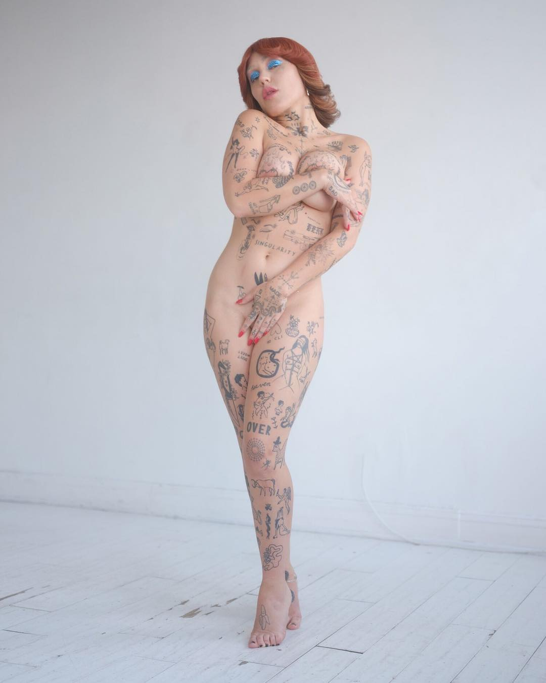 Brooke Candy nude pics (2)
