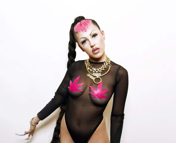 Brooke Candy sexy photo