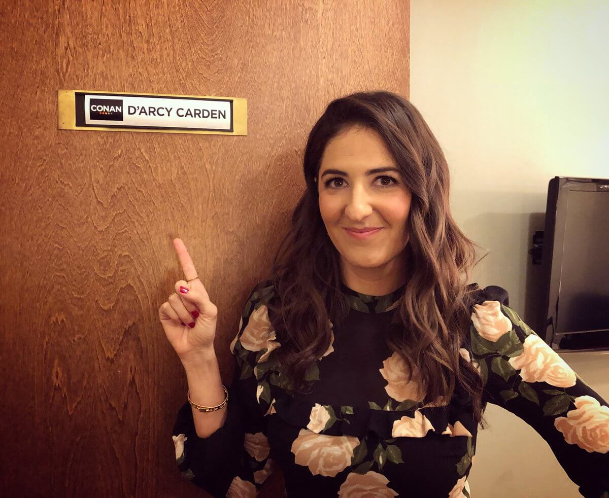 D'Arcy Carden awesome pics