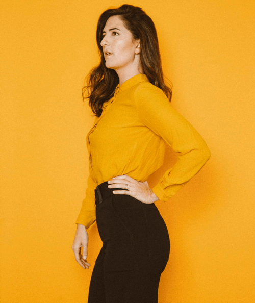 D'Arcy Carden hot side pics