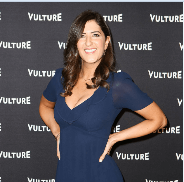 D'Arcy Carden sexy busty pics