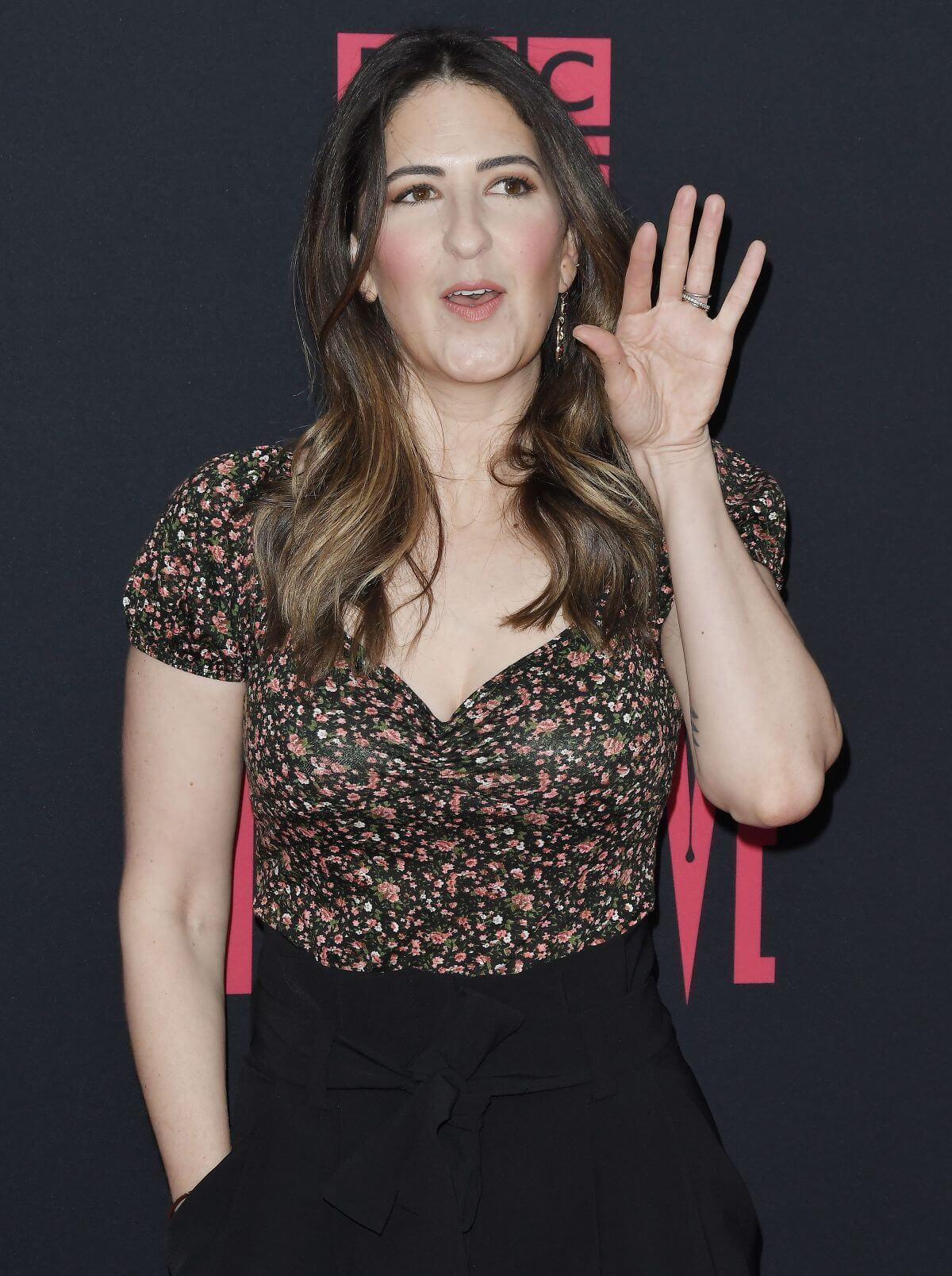D'Arcy Carden sexy busty pictures