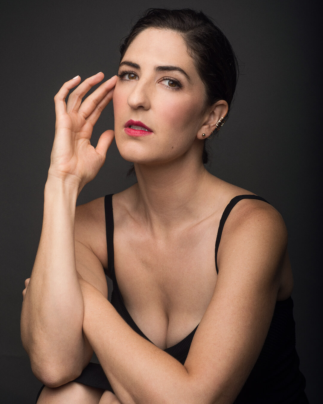 D'Arcy Carden sexy cleavage pictures (2)