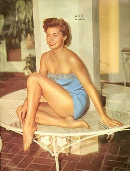Esther Williams hot thigh pictures (5)