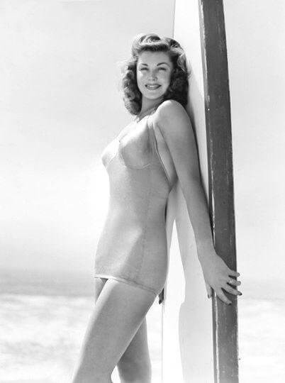 Esther Williams sexy legs pictures (7)