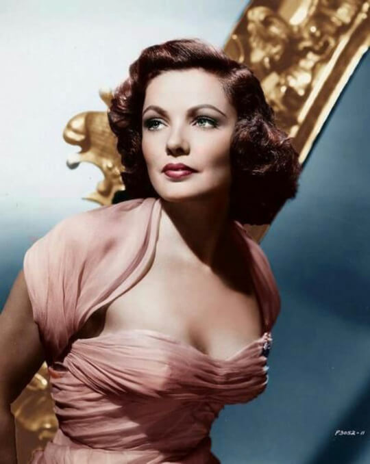 Gene Tierney hot boobs pictures (10)