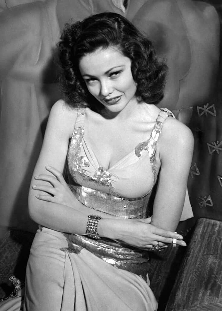 Gene Tierney hot boobs pictures (2)
