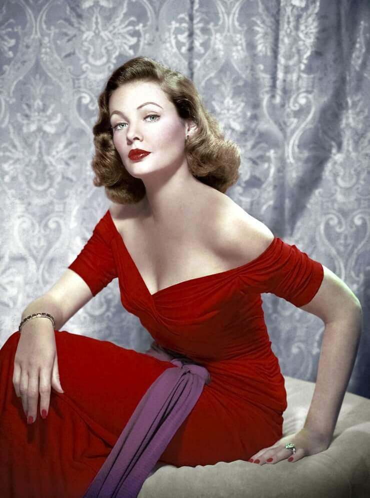 Gene Tierney hot boobs pictures (3)