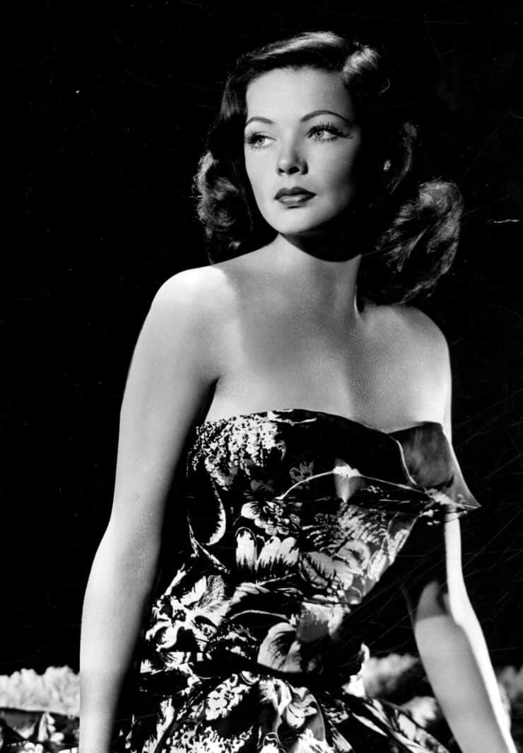 Gene Tierney hot boobs pictures (5)