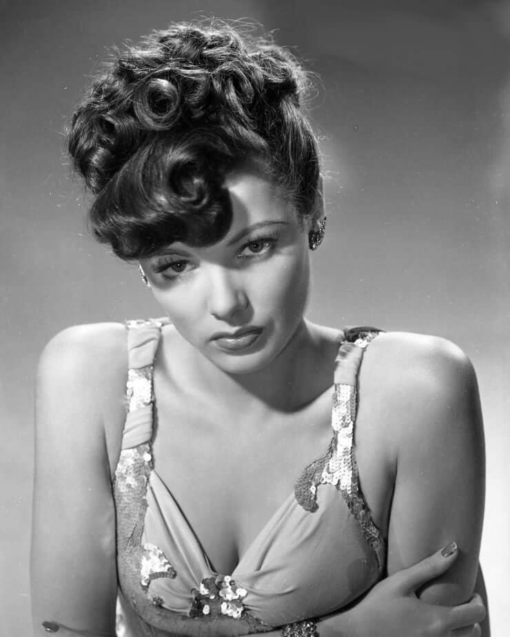 Gene Tierney hot boobs pictures (6)