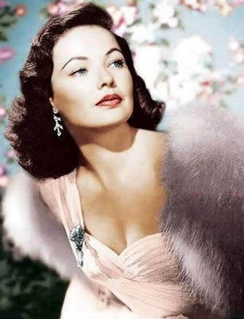 Gene Tierney hot boobs pictures (9)