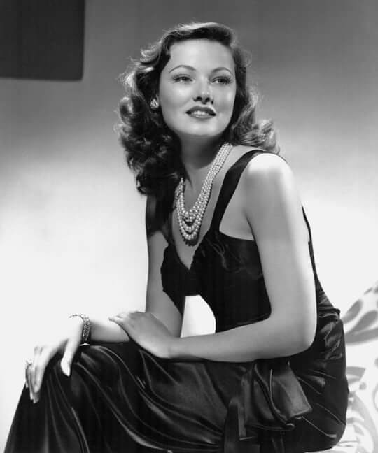 Gene Tierney sexy pictures (9)