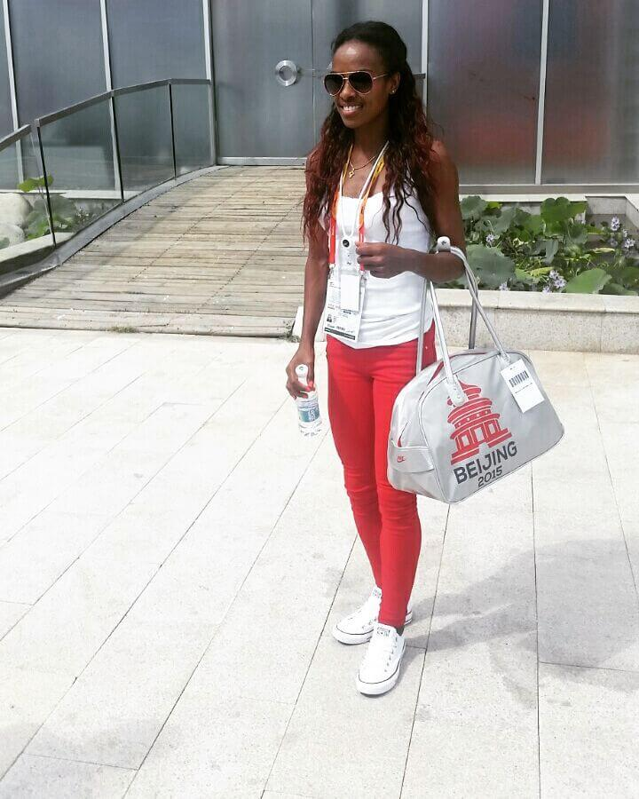 Genzebe Dibaba awesome (2)