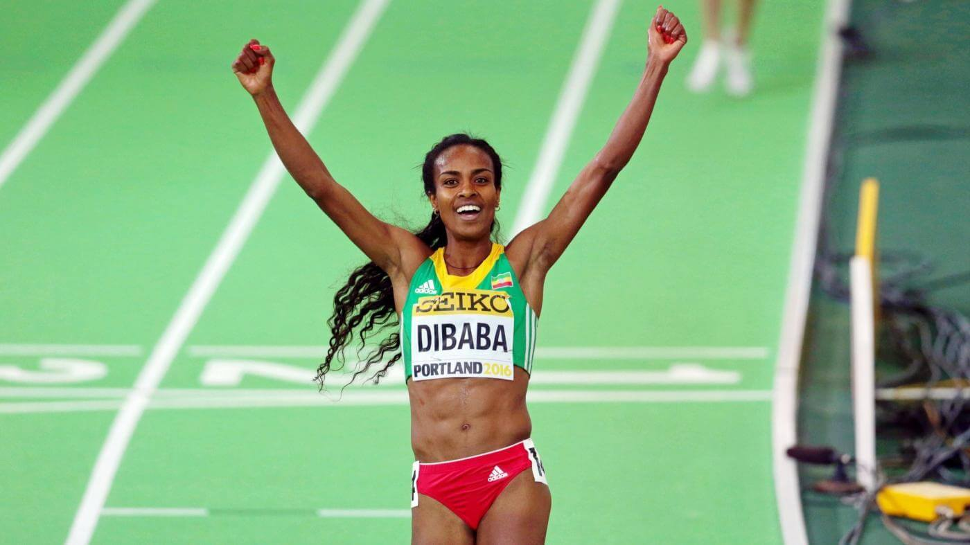 Genzebe Dibaba awesome pics (1)