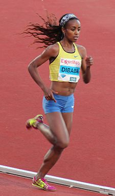 Genzebe Dibaba awesome pics (2)
