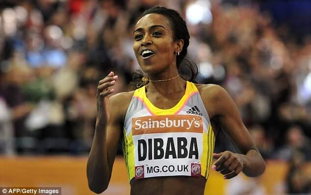 Genzebe Dibaba cute smile (1)