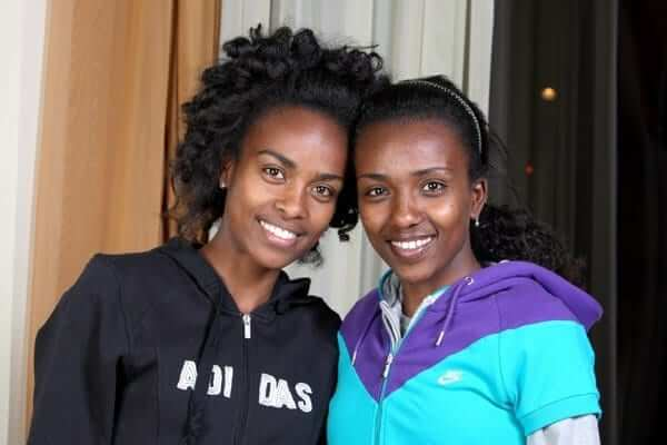 Genzebe Dibaba cute smile (2)