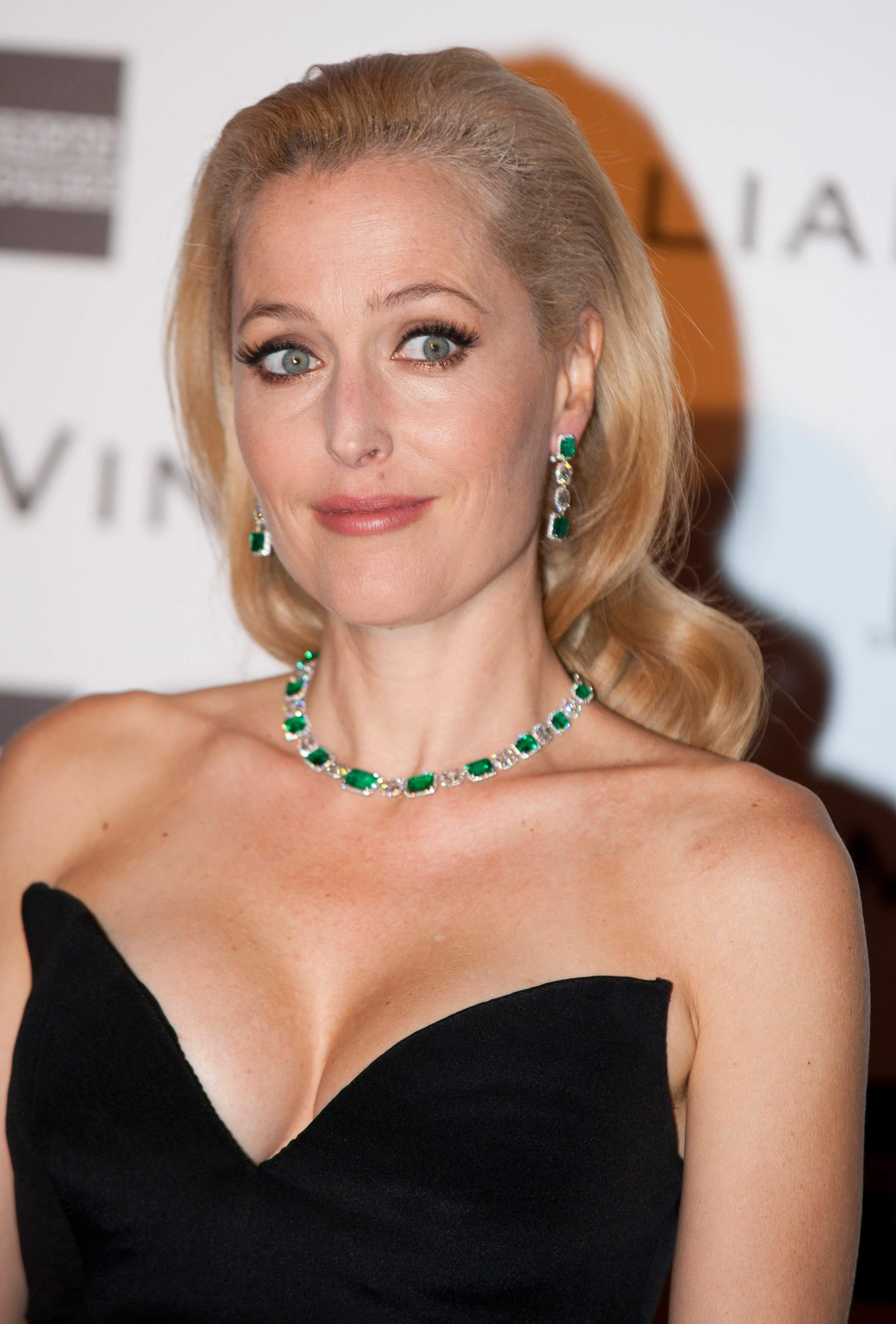 Gillian Anderson hot busty pics (9)