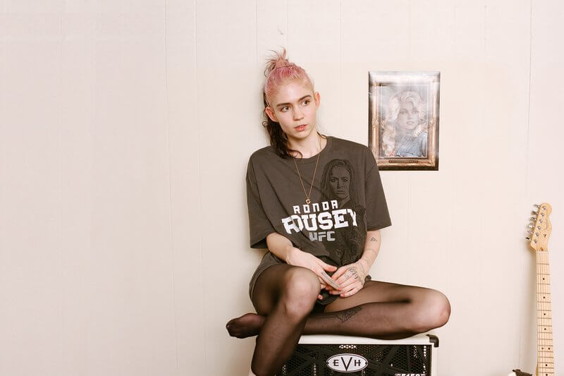 Grimes awesome pics