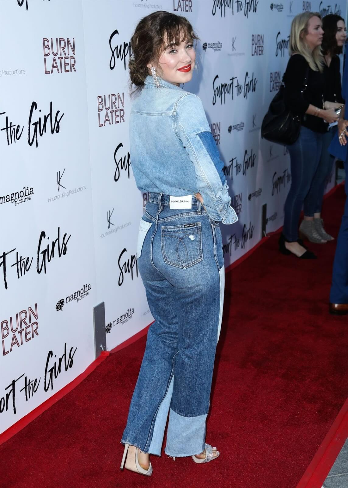 42 Hottest Haley Lu Richardson Big Butt Pictures Which Will Get