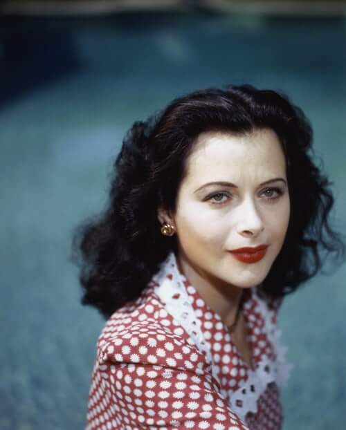 Hedy Lamarr awesome photo