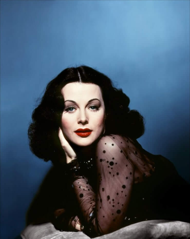 Hedy Lamarr beautiful pictures