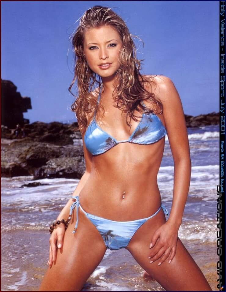 Holly Valance sexy bikini pictures (6)