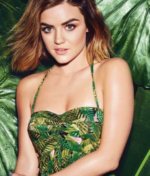 Lucy Hale hot boobs pics (2)