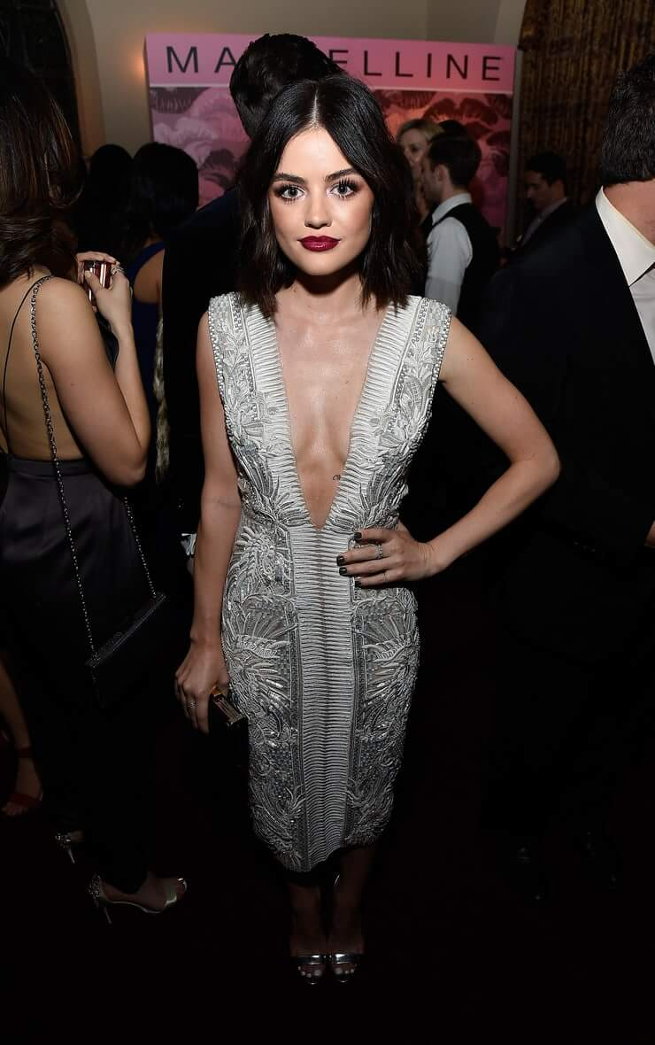 Lucy Hale sexy pictures (1)