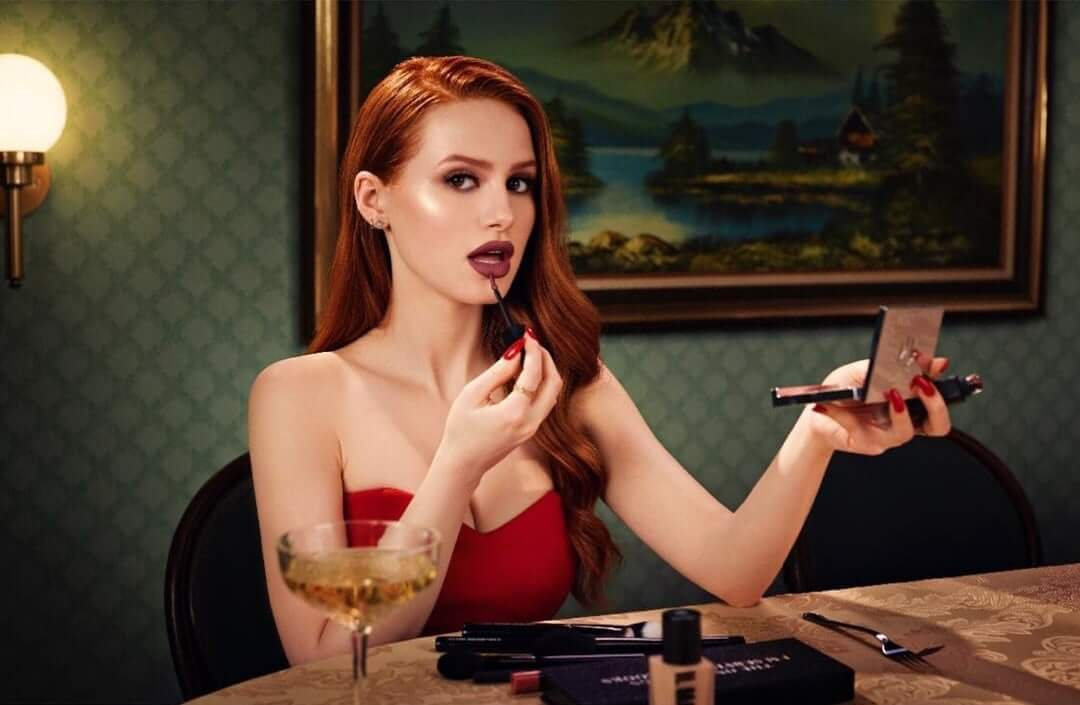 Madelaine Petsch hot boobs pics (2)