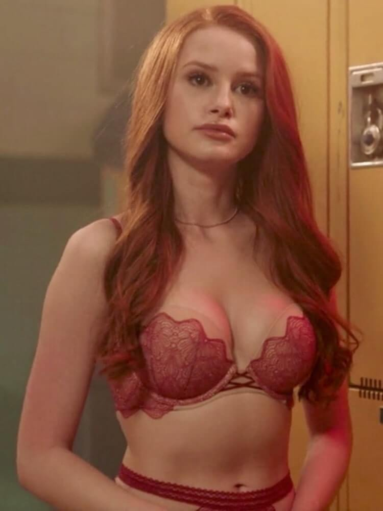 Madelaine Petsch hot boobs pictures (2)