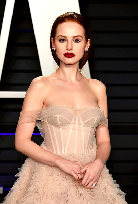 Madelaine Petsch hot boobs pictures (4)