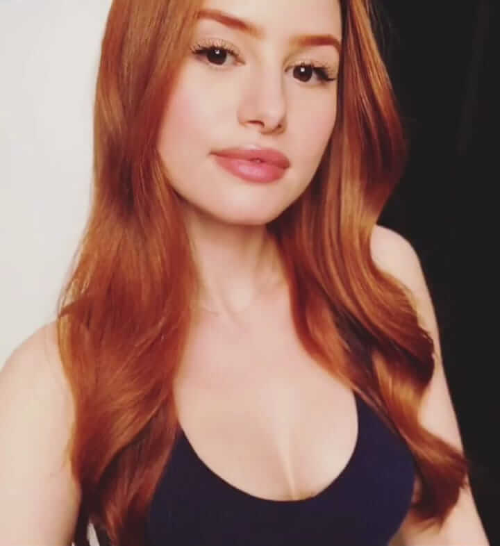 Madelaine Petsch hot pics (5)