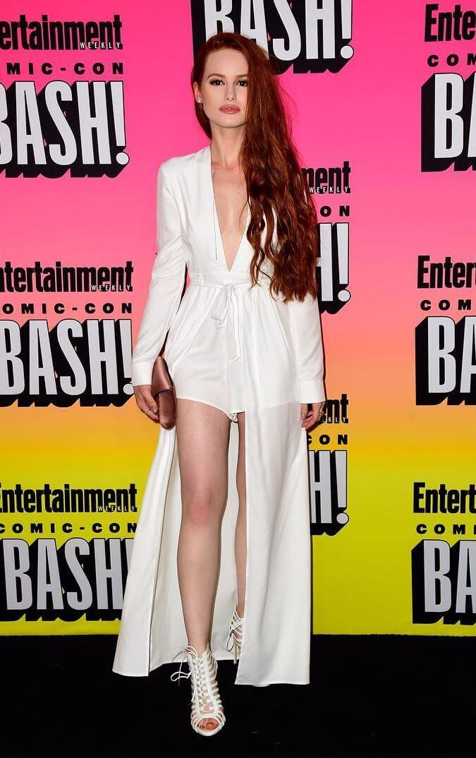 Madelaine Petsch sexy legs pictures (6)