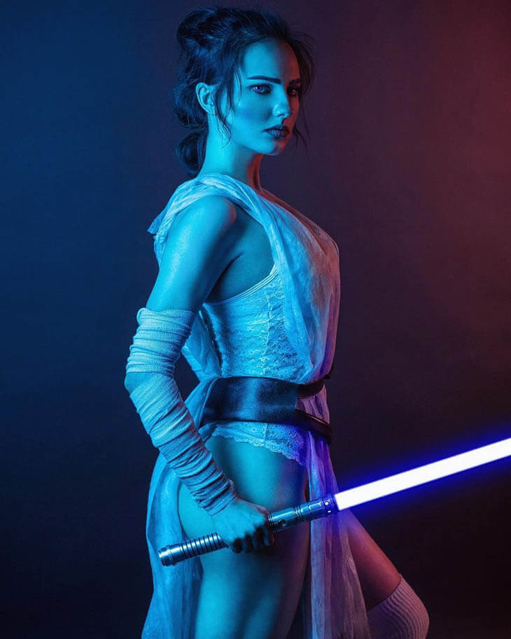 Rey sexy images (1)