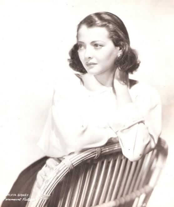 Sylvia Sidney awesome photos (1)