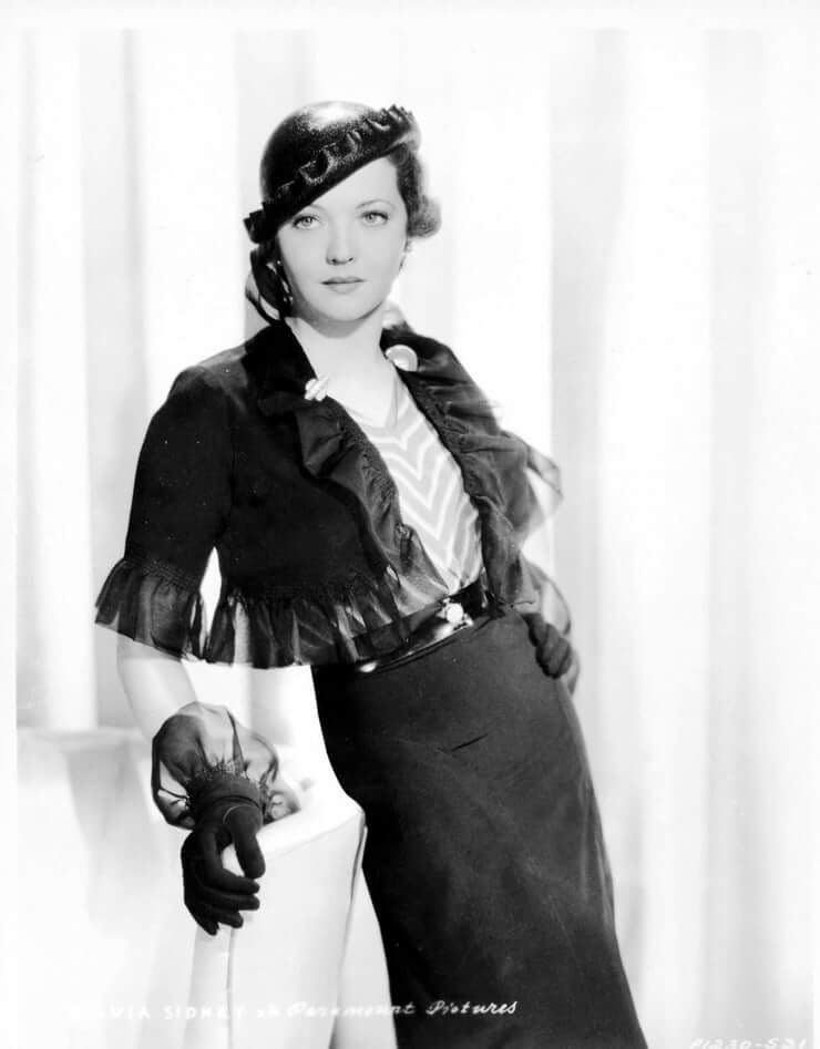 Sylvia Sidney hot pictures (2)