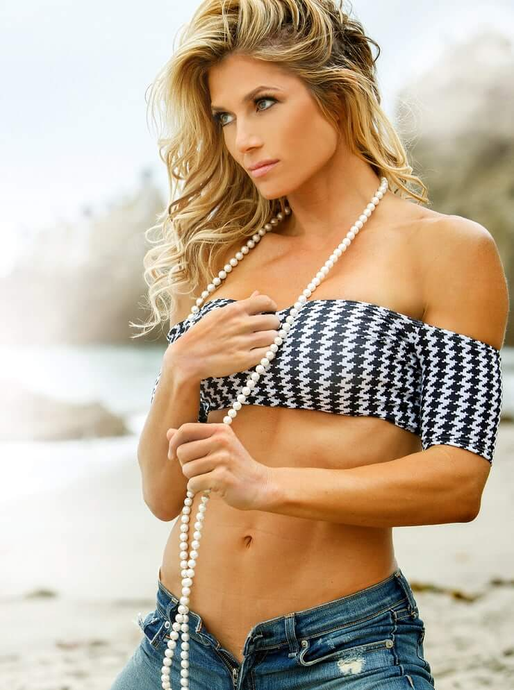 Torrie Wilson awesome dress