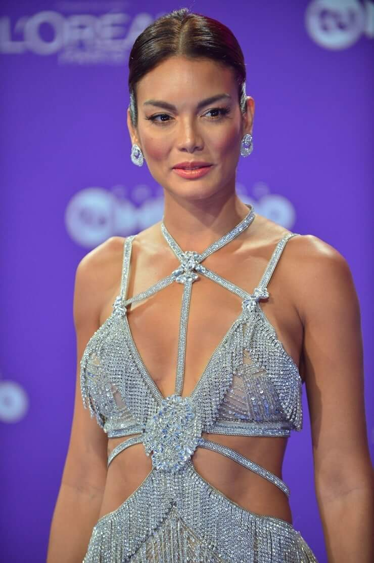 Zuleyka Rivera cleavage (3)