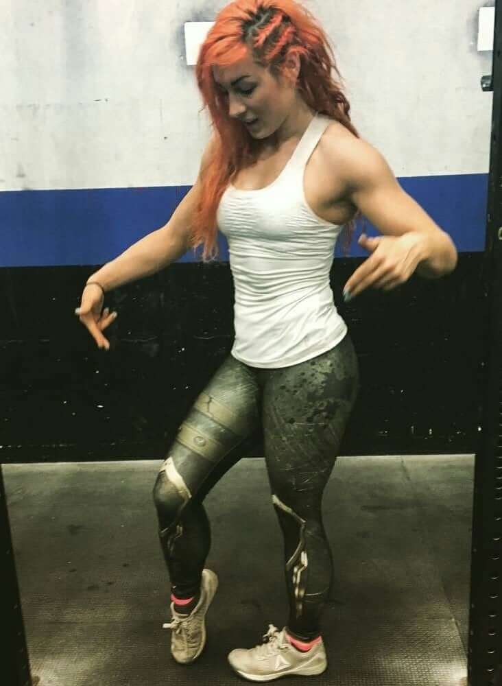 becky lynch awesome photo