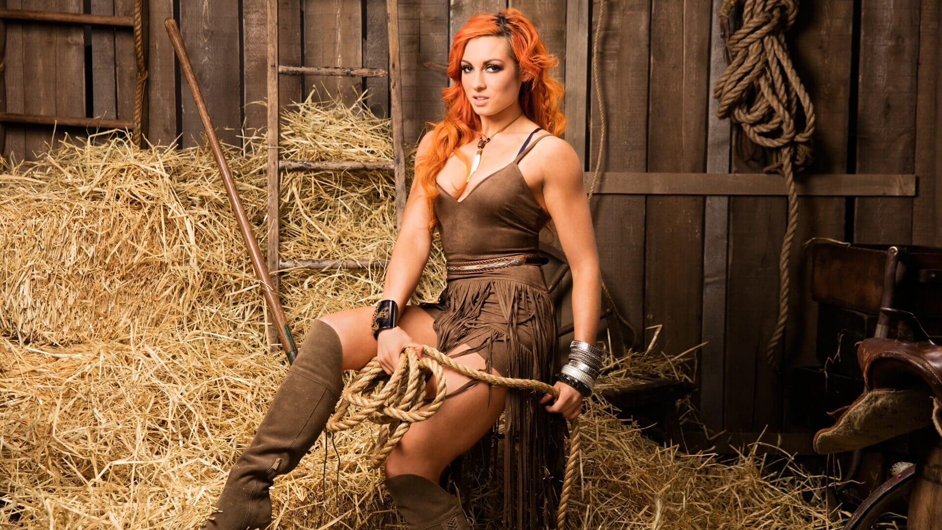 becky lynch awesome photos