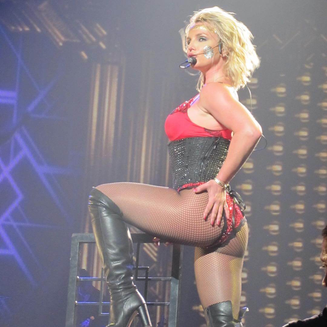 britney spears hot butt pic