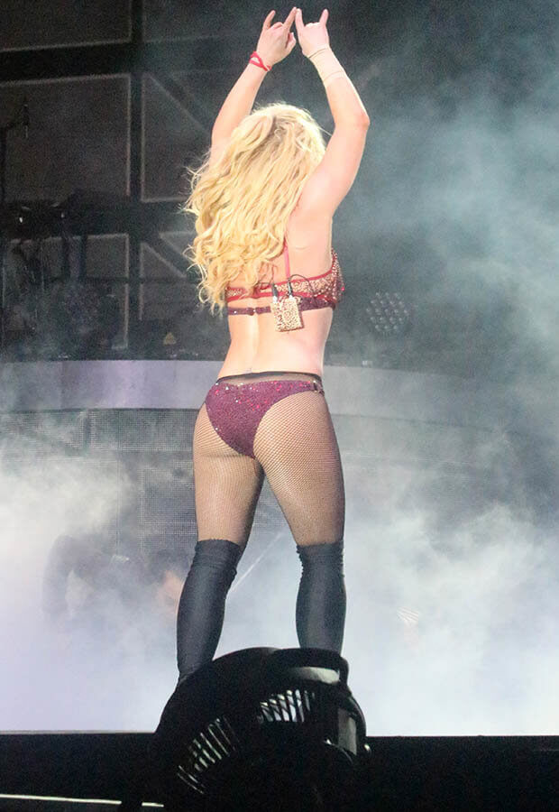 britney spears hot butt pictures