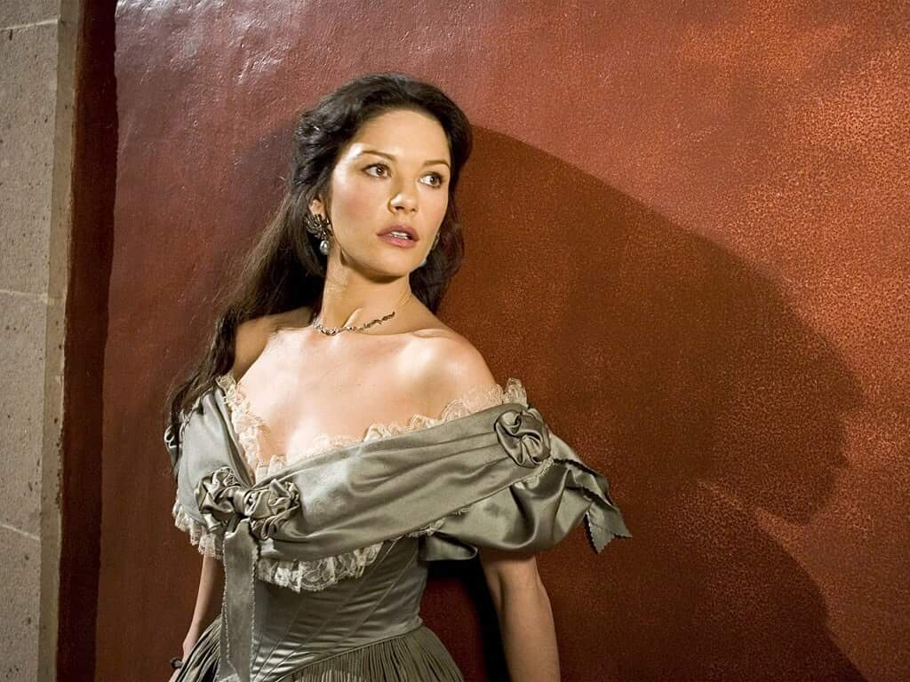 61 Sexy Catherine Zeta-Jones Boobs Pictures Will Make You Want To Play With Them-3176