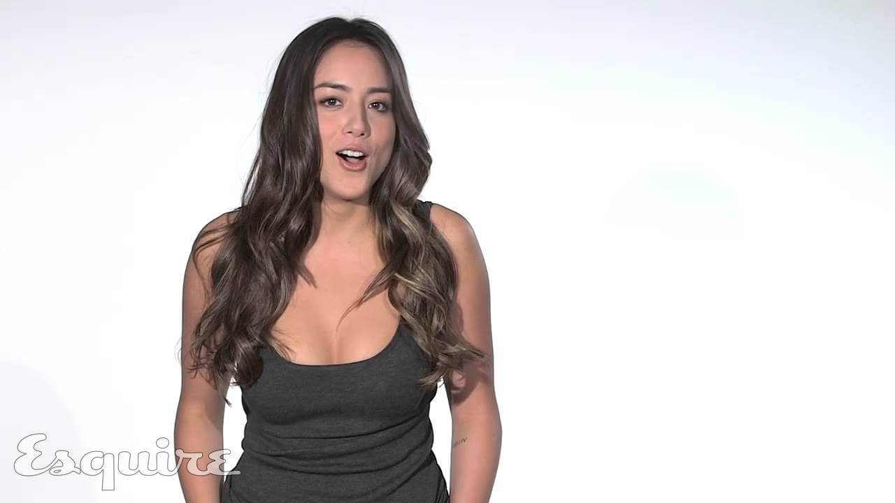 chloe bennet hot pictures