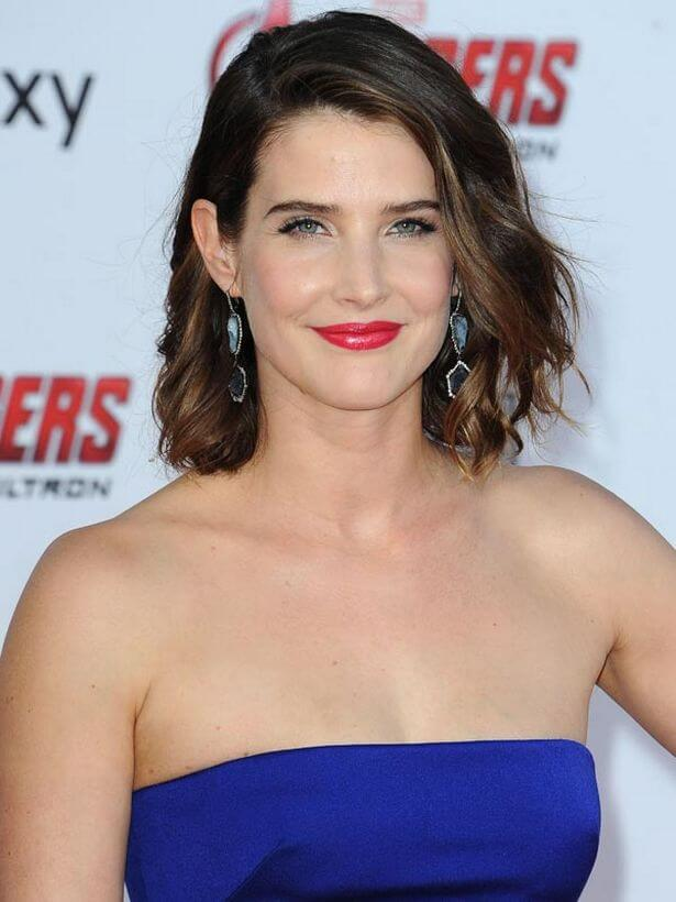 cobie smulders sexy busty pics